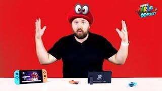 Wylsacom, Mario и грибы