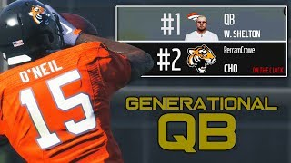 Robbed Of A Once In A Generation Quarterback (Relo Draft Build Part. 3)