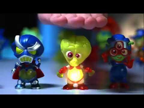 Vidéo LES EXOGINI - Agence Digiplay