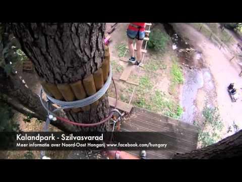 Outdoor Survival in Kalandpark Szilvasvarad