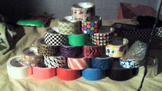 My duct tape haul!