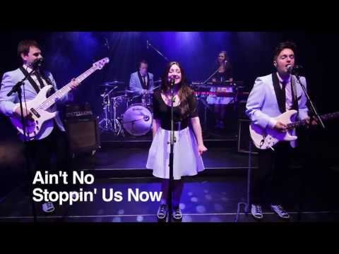 The Blue Smarties - Soul, Motown, RnB, Funk and Disco Party Band Showreel 2013