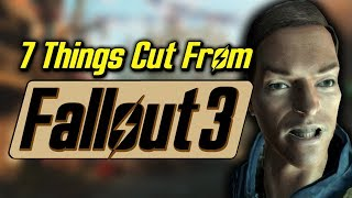 7 Things That Were Cut From Fallout 3