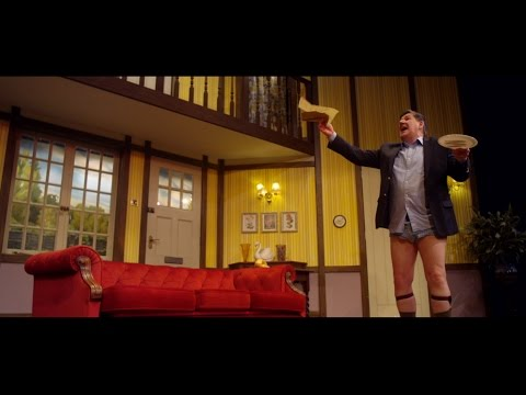 Noises Off at Nottingham Playhouse