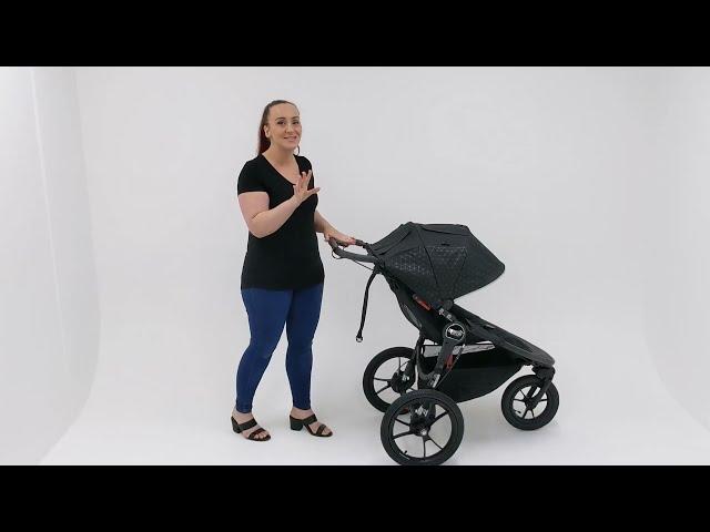 Baby Jogger Summit X3 Review - Best Running Pram