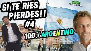 SI TE RIES PIERDES!! #4 | Nivel ARGENTO PAPA!! 2017 | 100%ARGENTINO