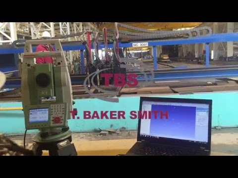 T. Baker Smith – Industrial Measurement Alignment Survey of Manufacturing Equipment