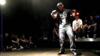 KID BOOGIE judge move 2010/4/16 HOOK UP!! pop