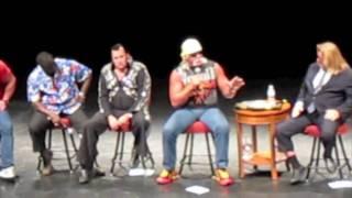 Hulk Hogan discusses Randy Savage - Red Robinson Show Theatre …