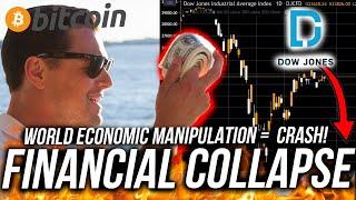 BITCOIN HALVING PUMP OR DUMP? ⚠️ WORLD BUSINESS NEWS! Live Trading BTC! ETH DOWJ Analysis