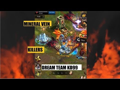 Clash Of Kings - Mineral Vein - KD99