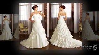 Красивые свадебные платья из Китая