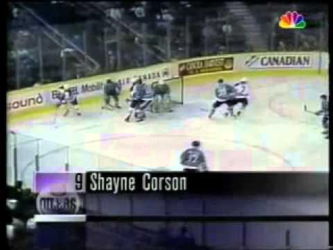 NHL International Weekly 1994-95 - NBCSuperChannel Part1