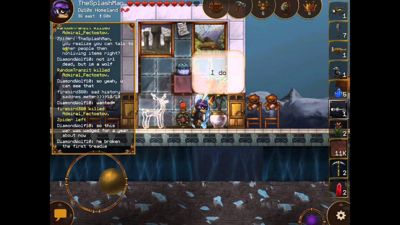 скачать игру Deepworld на андроид - фото 10