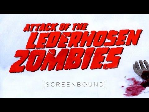 Attack of the Lederhosen Zombies Teaser Trailer 1080p
