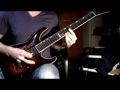 Erra - Alpha Seed guitar cover