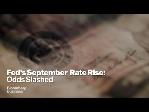 Is a Fed September Rate Hike Unlikely?