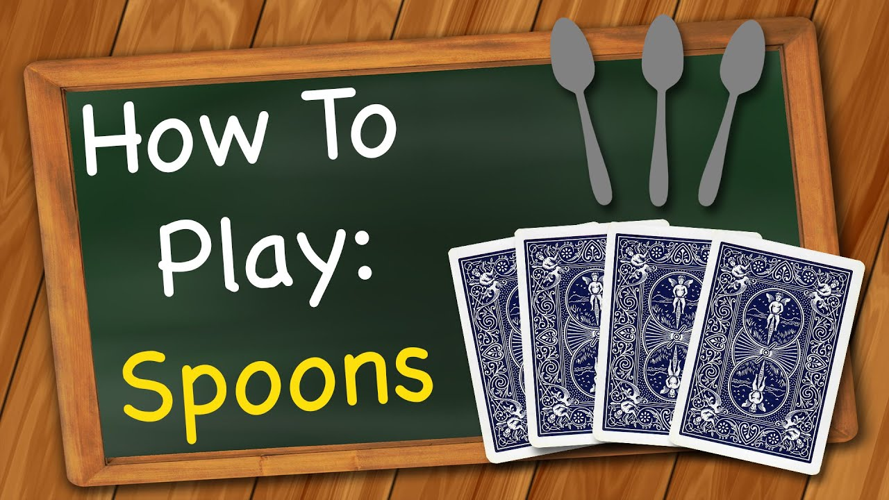 How To Play Spoons Youtube