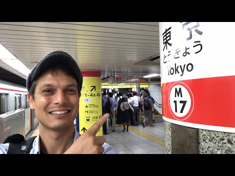 (How to) Ride the Shinkansen from Tokyo to Kyoto