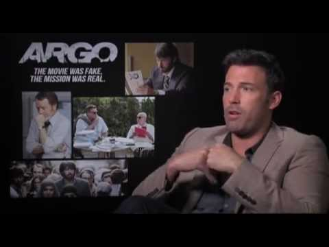 Ben Affleck Interview for ARGO