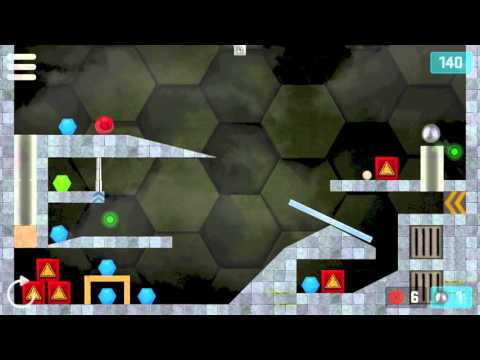HEXASMASH - Android & IOS Physics Wrecking Ball Puzzle Game