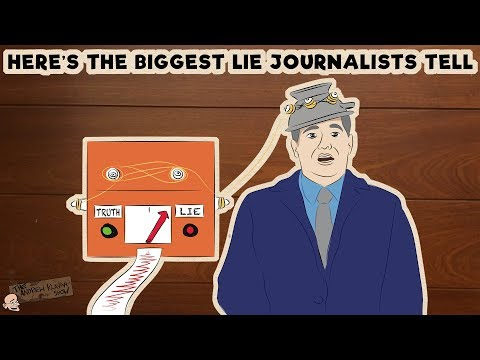 The Biggest Lie Journalists Tell | The Andrew Klavan Show Ep. 502