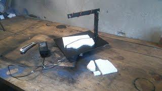How To Make Styrofoam Cutting Machine? / Masina Za Rezanje Stiropora?