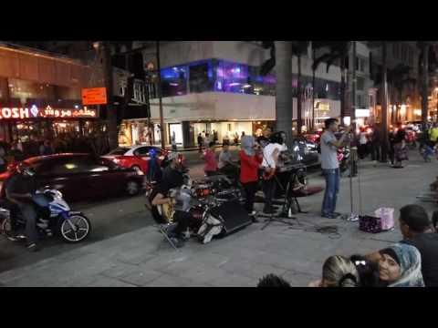 Merdunya Suara Seniman Jalanan Malaysia