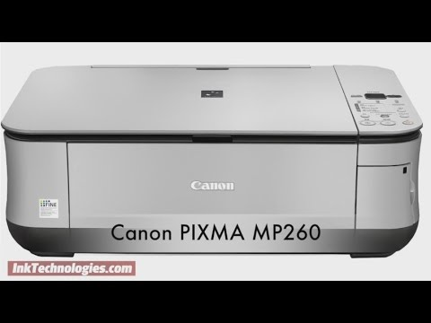 DRIVERS FOR CANON MP260