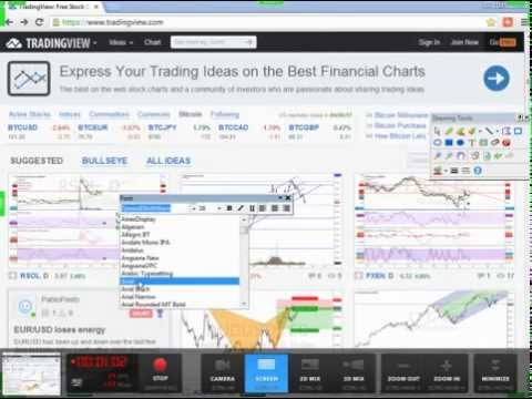 Youtube how to set up trading view crypto