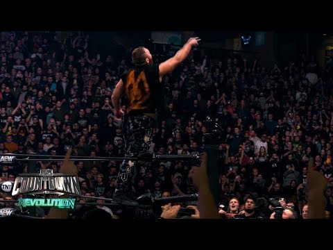 AEW COUNTDOWN TO REVOLUTION | MOXLEY VS JERICHO PART 1 | THIS SATURDAY LIVE ON PAY-PER-VIEW