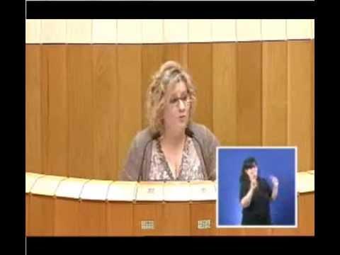 Tereixa Paz (BNG) demanda xustiza para los emigrantes retornados