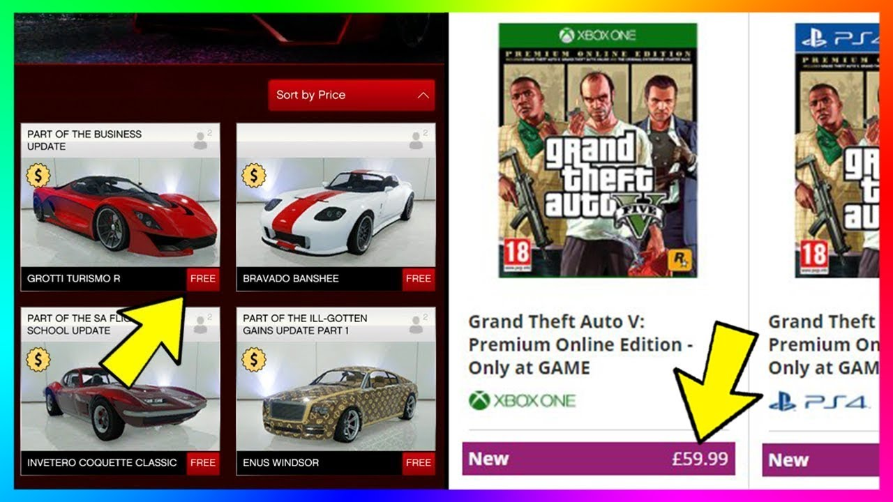 What Happens When You Buy The GTA 5 Premium Edition But You Already Own  Everything In GTA Online?