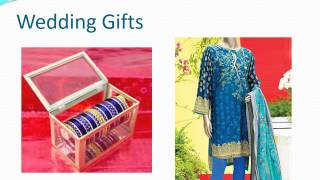 Wedding Gift Karachi Pakistan
