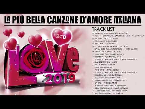 La Più Bella Canzone D'amore In Italiano - Musica D'amore Italiana - Canzoni Romantiche Italiane