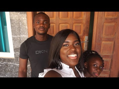 """""""GHANA IS THE BEST PLACE TO BE"""" 