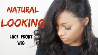 Video Affordable! Natural Looking Lace Front Wig | BestLaceWigs download MP3, 3GP, MP4, WEBM, AVI, FLV Maret 2018
