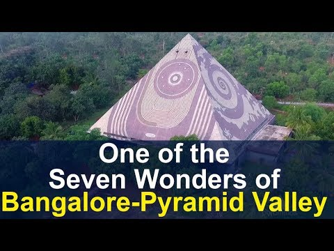 Pyramid Valley International Is JWELL PIECE Of Banglore | The Source Of Meditation | PMC