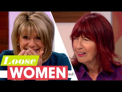 Janet's Virginity Loss Story Leaves The Loose Women Speechless!   Loose Women from YouTube · Duration:  6 minutes 35 seconds