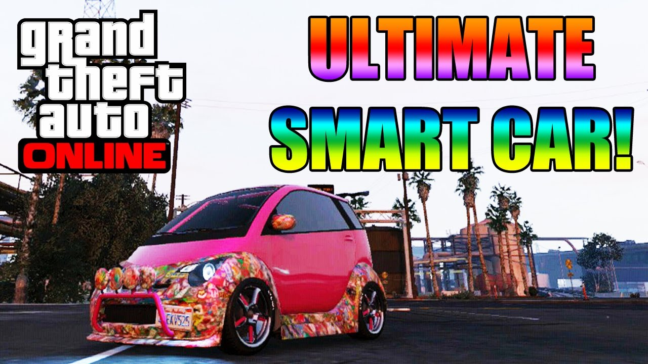 Smart car sticker designs - Gta 5 Hipster Update Panta Customization Guide Stickerbomb Smart Car Gta V Online Gameplay