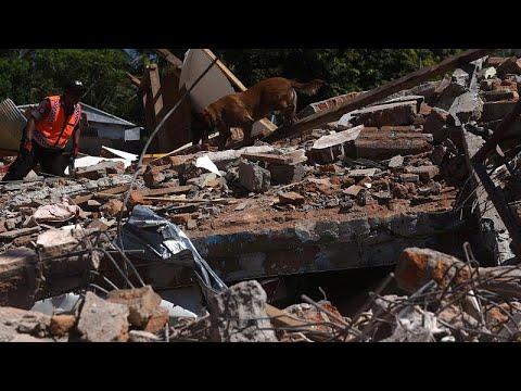 ارتفاع عدد قتلى زلزال أندونيسيا إلى 430 شخصا  - نشر قبل 9 ساعة