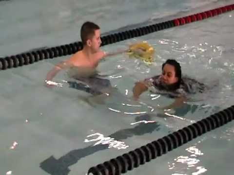 Aquatic therapy helps amputee | Fitness Therapy Unlimited of Detroit