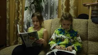 Страна читающая— Никитина Екатерина читает произведение «Котёнок по имени Гав» Г.Б.Остера
