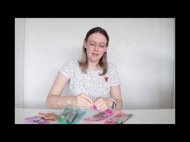 dots bracelet lego personnalisable