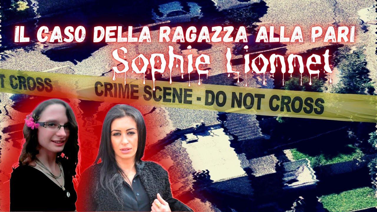 IL CAS0 DELLA RAGAZZA ALLA PARI: SOPHIE