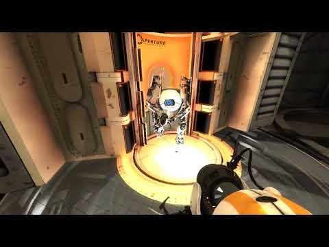 Portal 2  Co-op  Cap 1