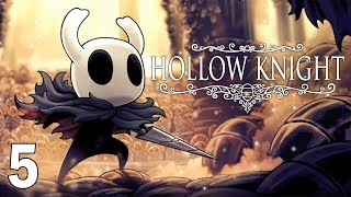 Ancient Tram System - Hollow Knight Gameplay - Part 5