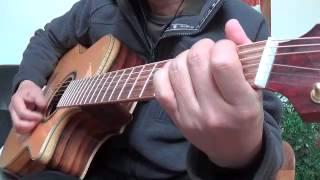 Thang Sau Troi Mua   (Guitar Cover)