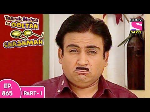 Taarak Mehta Ka Ooltah Chashmah - तारक मेहता - Episode 865 - 6th December, 2017