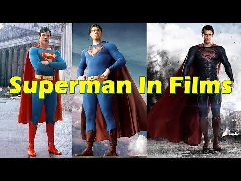 Superman In Films